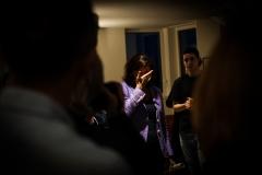 Agnès Buzyn le soir du deuxième tour