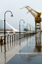 Puerto Madero, août 2014
