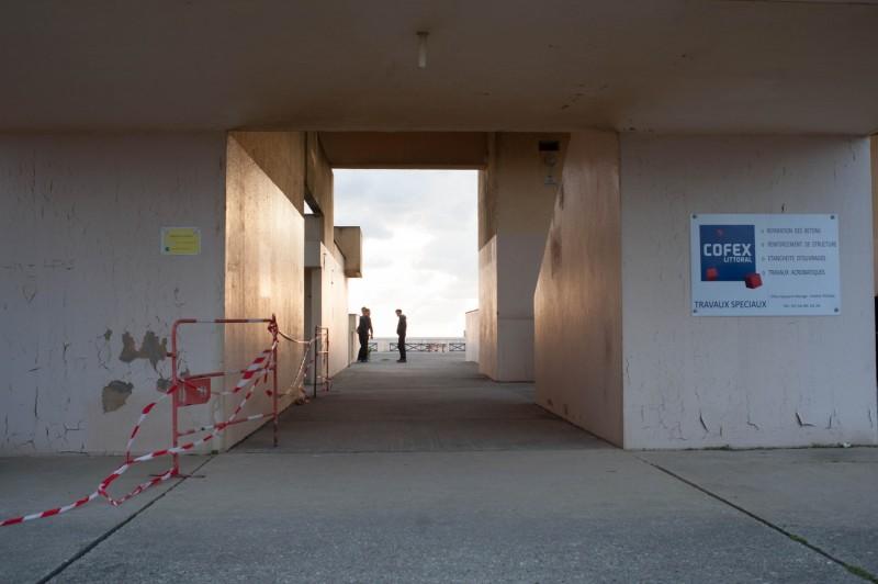 Le complexe immobilier des Océanides à Lacanau, en première ligne face à l'érosion
